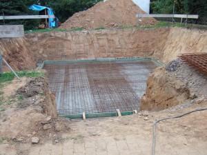 Основа строительства дома – фундамент