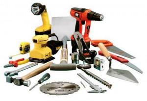 Общие сведения об строительных инструментах
